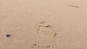 footprintonthebeach